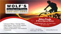 Wolf Cycling & Fitness