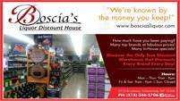 Boscia's Liquor Discount House