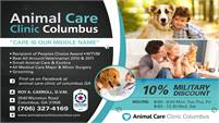 Animal Care Clinic Columbus