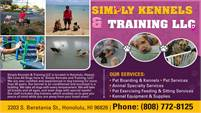 Simply Kennels & Training