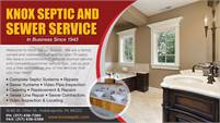 Knox Septic & Sewer Service