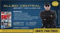Allied Central Security Inc