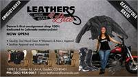 Leathers & Lace Rider Resale
