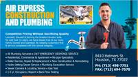 Air Express Construction and Plumbing
