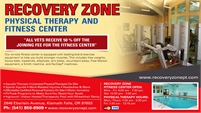 Recovery Zone Physical Therapy & Fitness Center