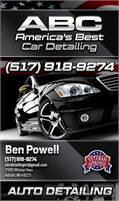 ABC America's Best Car Detailing