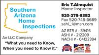 Southern Arizona Home Inspections, LLC