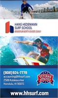 Hans Hedemann Surf School