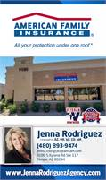Jenna Rodriguez Agency - American Family Insurance