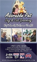 Adorable Pet Dog & Cat Grooming