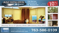 Blind Installation And Repair Inc