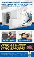 Falcon Heating & Cooling Inc