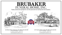 Brubaker Funeral Home, Inc.
