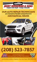 Jerry Bergeman & Sons Auto Repair