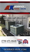 A & K Service Heating & Cooling Inc