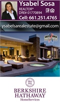 Berkshire Hathaway HomeServices - Ysabel Sosa