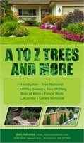 A To Z Trees & More