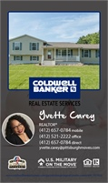 Coldwell Banker Homes - Yvette Carey
