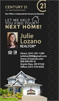 Century 21 J C Jones American Dream - Julie Lozano