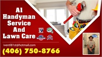 A1 Handyman Service And Lawn Care