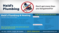 Haid's Plumbing & Heating