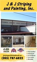 J & J Striping And Painting Inc