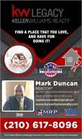Keller Williams Legacy Group - Mark Duncan