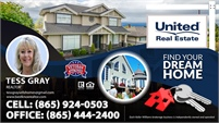 United Real Estate Solutions - Tess Gray