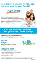 HealthMarkets Insurance - Micah Hager