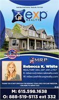 eXp Realty - Rebecca White