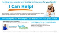 HealthMarkets Insurance - Christine McKinnis