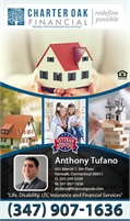 Charter Oak Financial - Anthony Tufano