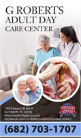 G Roberts Adult Day Care Center