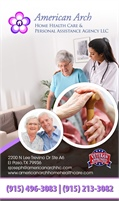 American Arch Home Health Care & Personal Assistant