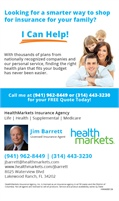 HealthMarkets Insurance - Jim Barrett
