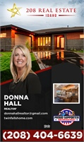 208 Real Estate - Donna Hall