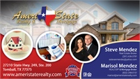 Ameristate Realty & Mortgage - Steve And Marisol Mendez