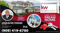 Keller Williams - Arnoldo Ray Ferraro