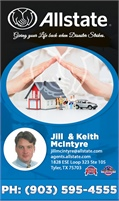 Allstate Insurance - Jill  & Keith McIntyre