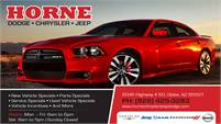 Horne Dodge Chrysler Jeep Ram Nissan