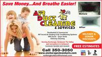 Air Duct Cleaning & Services