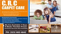 C. R. C. Carpet Care