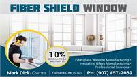 Fiber Shield Window