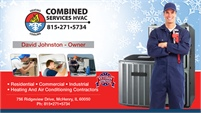 Combined Services HVAC
