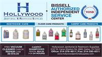 Hollywood Janitorial And Restroom Supplies Llc