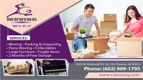 C2 Moving & Packing