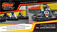 Sykart Indoor Racing