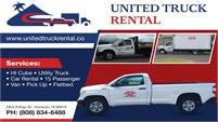 United Truck Rental Inc