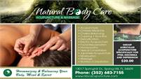 Natural Body Acupuncture and Massage Center