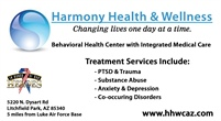 Harmony Health & Wellness